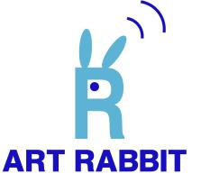 USE THIS art rabbit logo jpeg