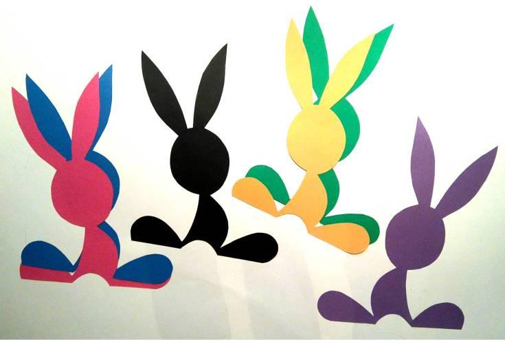 Wild West bunny 2